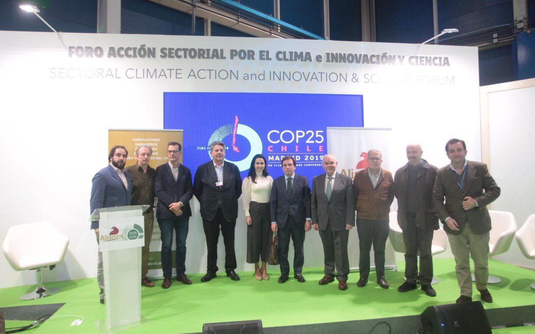 ALIANZA RURAL UNE AL CAMPO Y A LA CIENCIA EN LA CUMBRE DEL CLIMA