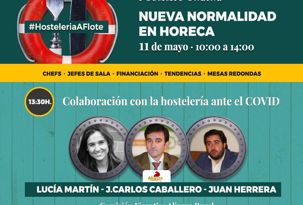 I Summit Online: Nueva Normalidad en Horeca