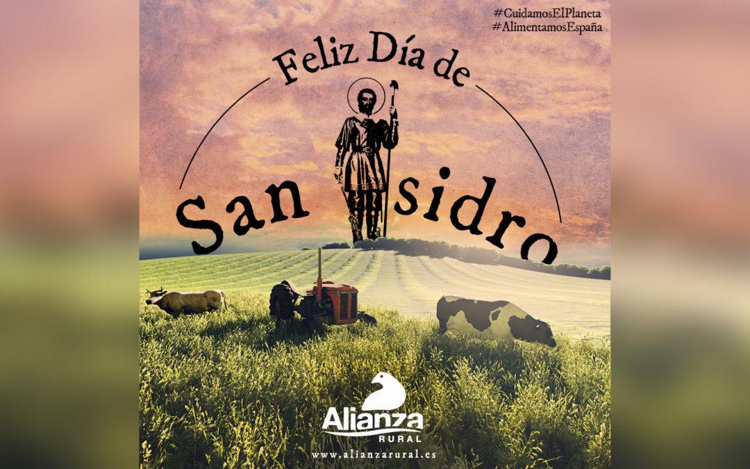 CARTA ABIERTA DE ALIANZA RURAL AL EXCMO. SR. ALCALDE DE MADRID «SAN ISIDRO, EL PATRÓN QUE NOS UNE A CAMPO Y CIUDAD»
